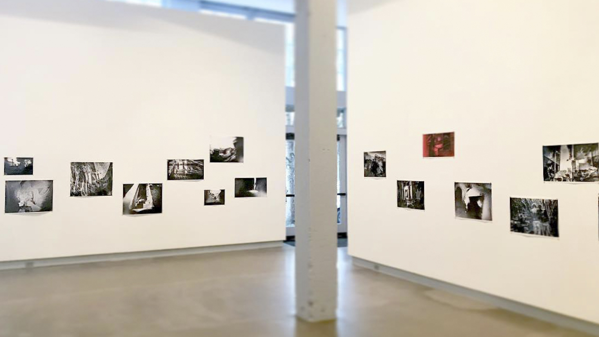 first solo show of Benoit Fournier in States